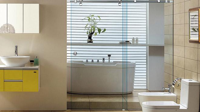 Hướng dẫn lắp đặt phòng tắm kính an toàn và tiết kiệm